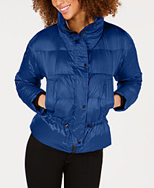 Vince Camuto Stand-Collar Puffer Coat