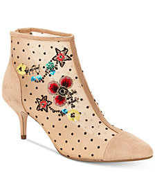 Nanette by Nanette Lepore Nora Booties, Created for Macy's
