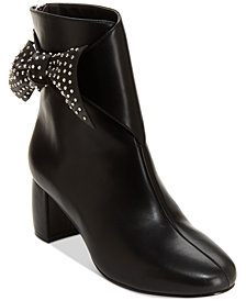 Nanette by Nanette Lepore Nathalie Booties, Created for Macy's