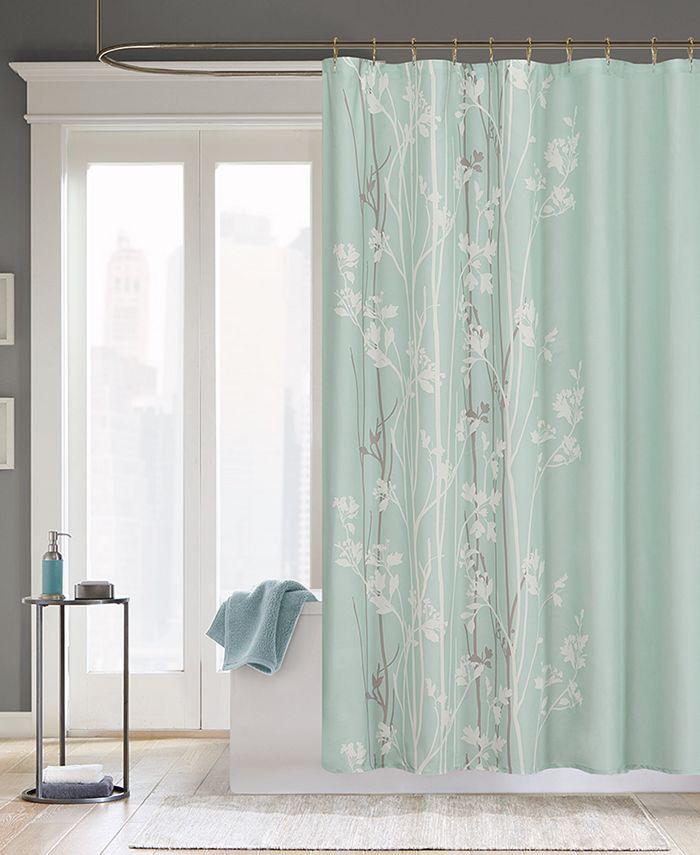 "Madison Park - Athena 72"" x 72"" Shower Curtain"