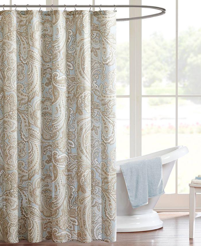 "Madison Park - Pure Ronan 72"" x 72"" Shower Curtain"