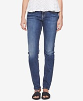 57cf5243e8654 Silver Jeans Co. Elyse Mid-Rise Straight-Leg Jeans