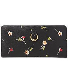 Lauren Ralph Lauren Bennington Snap Continental Wallet