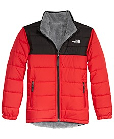 Mount Chimborazo Reversible Fleece Puffer Jacket, Little Boys & Big Boys