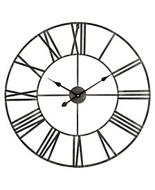 Weston Square Wall Clock