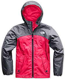 The North Face Little & Big Girls Warm Storm Hooded Jacket