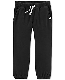 Carter's Baby Boys Pull-On Fleece Jogger Pants