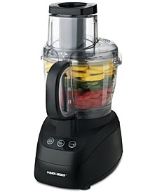 PowerPro Wide-Mouth 10-Cup Food Processor