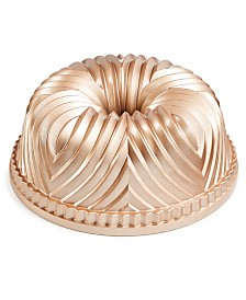 Martha Stewart Collection Scroll Bundt Pan, Created for Macy's