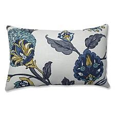 Auretta Peacock Rectangular Throw Pillow