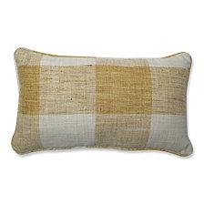 Check Please Sunshine Rectangular Throw Pillow