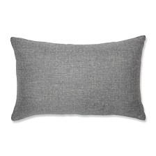 Sonoma Pewter Rectangular Throw Pillow