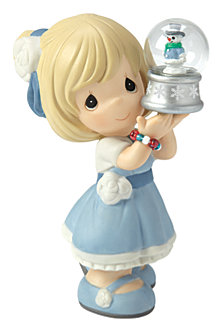 May Your Christmas Be Filled With Wonder Figurine