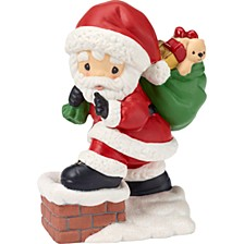 10th Annual Santa Series May Your Every Wish Come True Figurine