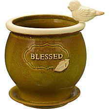 Blessed Small Garden Planter
