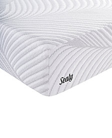 "Sealy Conform 9"" Upbeat Firm Memory Foam Mattress - Twin"