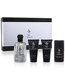 Penguin Men's 4-Pc. Signature Blend Gift Set