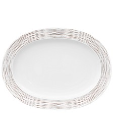 Hammock Oval Platter, Created for Macy's