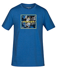 Hurley Men's Scratch Graphic T-Shirt