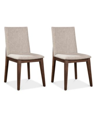 Crosby Dining Chairs, 2-Pc. Set (2 Side Chairs), Created for Macy's