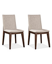 Fabric Kitchen & Dining Room Chairs - Macy\'s