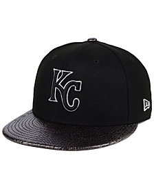 New Era Kansas City Royals Snakeskin Sleek 59FIFTY FITTED Cap