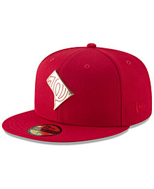 New Era Washington Nationals Gold Stated 59FIFTY FITTED Cap