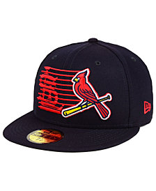 New Era St. Louis Cardinals Timeline 59FIFTY FITTED Cap