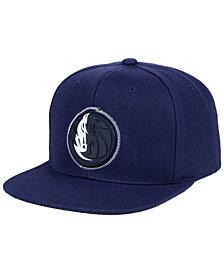 Mitchell & Ness Dallas Mavericks Zig Zag Snapback Cap