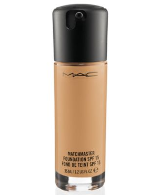 Image of MAC Matchmaster Foundation SPF 15, 1.2 oz