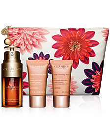 Clarins 4-Pc. Double Serum & Extra-Firming Set