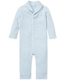 Baby Boys Cotton Coverall