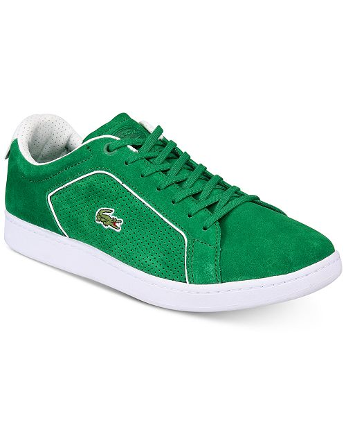 1434ce2f3398 Lacoste Men s Carnaby EVO 318 9 Sneakers   Reviews - All Men s Shoes ...