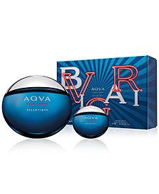 BVLGARI Men's 2-Pc. AQVA Pour Homme Atlantique Eau de Toilette Gift Set