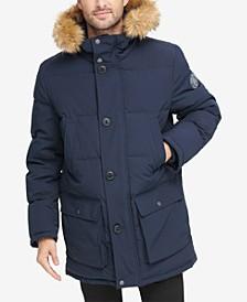 Long Snorkel Coat