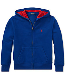 Polo Ralph Lauren Big Boys Fleece Hoodie