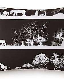 African Safari Pillow Sham-King
