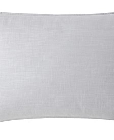 Cambric Gray Pillow Sham-King