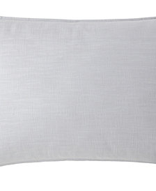 Cambric Gray Pillow Sham Standard/Queen