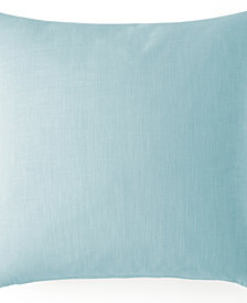"Cambric Aqua Square Cushion 20""x20"""