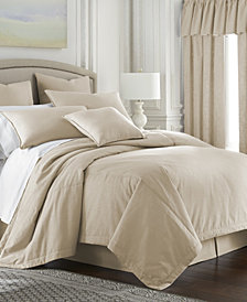Cambric Vanilla Duvet Cover Twin