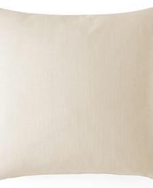 """Cambric Vanilla 20"""" x 20"""" Square Cushion"""