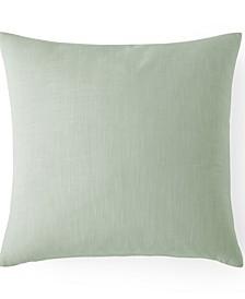 "Cambric Seafoam 20"" x 20"" Square Cushion"