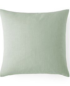 "Cambric Seafoam 20"" x 20"" Square Cushion"