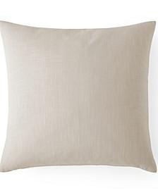 "Cambric Natural 20"" x 20"" Square Cushion"