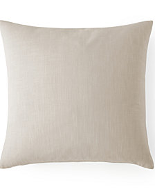 "Cambric Natural Square Cushion 20""x20"""