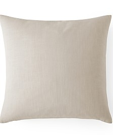 "Cambric Natural 20"" x 20"" Square Cushion"