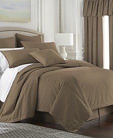 Cambric Walnut Duvet Cover/Cal-King/California King