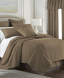 Cambric Walnut Duvet Cover King/Cal King