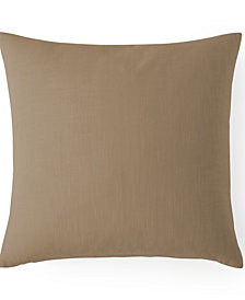 "Cambric Walnut Square Cushion 20""x20"""